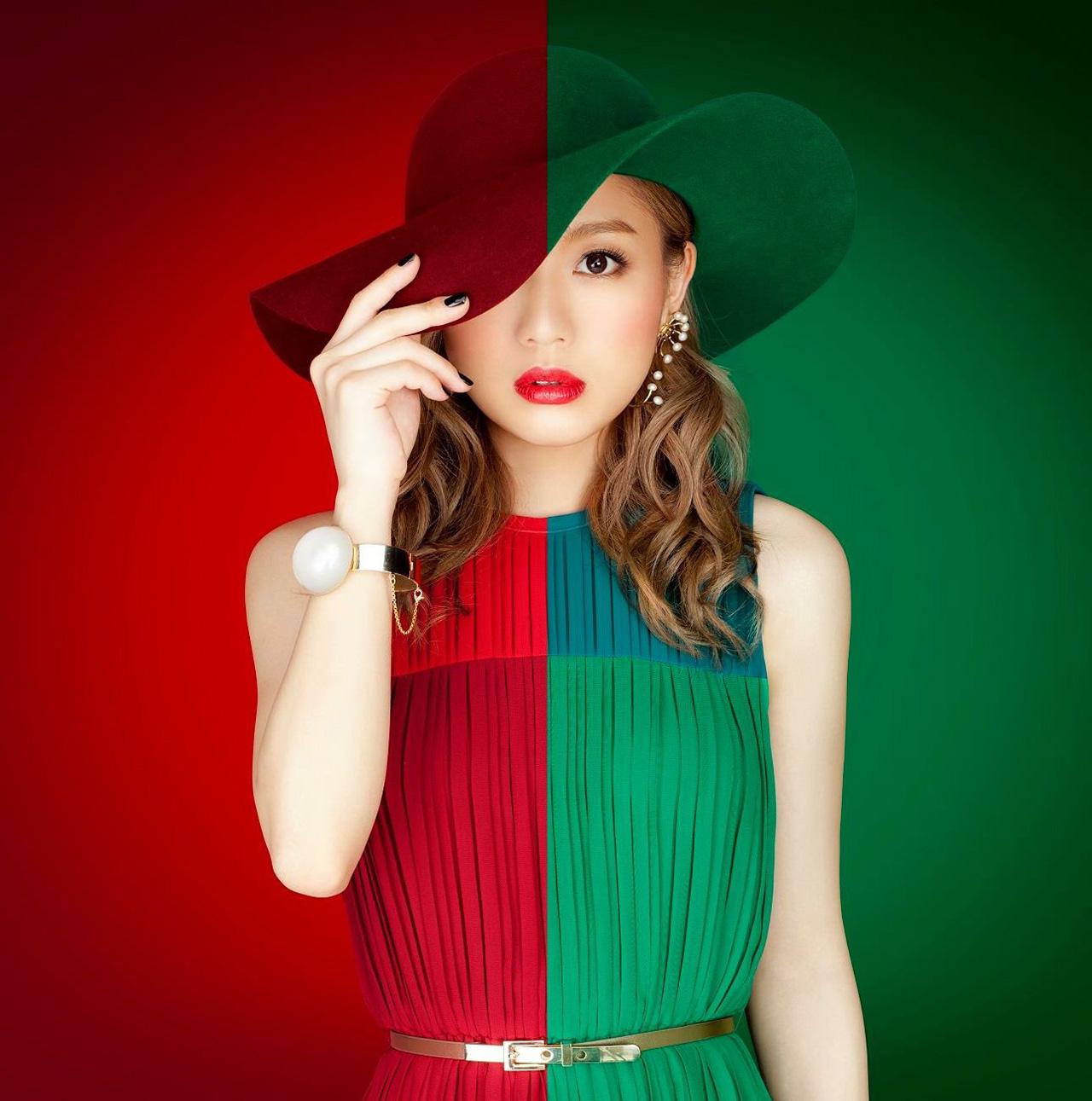 西野カナ Secret Collection Red Green Whitney